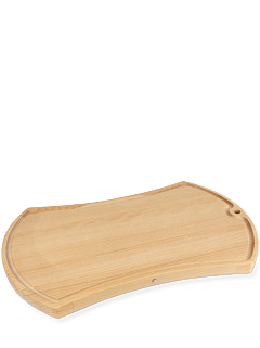 Curves & Grooves Cutting Board - Peugeot Saveurs